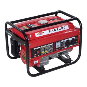 Open frame petrol generator RAC2200-1 SWAP-europe.com