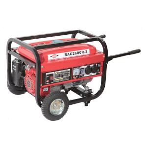 Open frame petrol generator RAC2600R-2 SWAP-europe.com