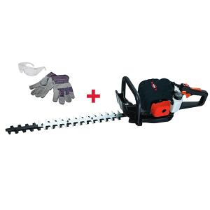 Petrol hedge trimmer 25 cm³ 56 cm 28 mm - 180° rotating rear handle RAC27PHT-AC-1 SWAP-europe.com