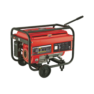 Open frame petrol generator RAC3010R SWAP-europe.com