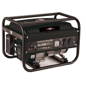 Groupe électrogène essence de chantier 3000 W 2600 W - Système AVR RAC3100-FR SWAP-europe.com