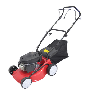 SELF-PROPELLED PETROL LAWN MOWER, POLYPROPYLENE DECK, 40 CM CUTTING WIDTH RAC4000T-1 SWAP-europe.com