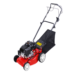 118CC SELF-PROPELLED PETROL LAWN MOWER, 40 CM CUTTING WIDTH RAC4018T SWAP-europe.com