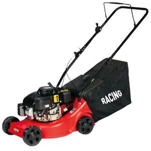 Petrol lawn mower 118 cm³ 40 cm RAC4035PL-A SWAP-europe.com