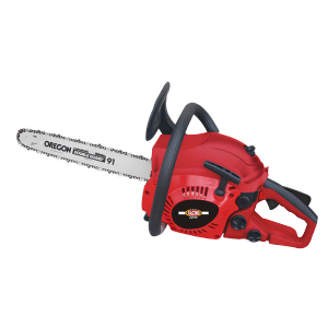 Petrol chainsaw 41 cm³ 40 cm - Guide and chain Oregon RAC40PCS SWAP-europe.com