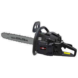 Petrol chainsaw 46 cm³ 40 cm - Guide and chain Oregon - recoil start  RAC4540PCS SWAP-europe.com