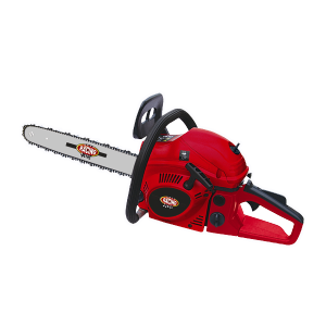 Petrol chainsaw 46 cm³ 45 cm - Guide and chain Racing - recoil start  RAC4545PCS SWAP-europe.com