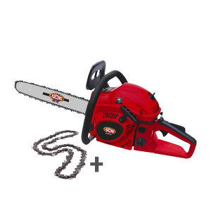Petrol chainsaw RAC48PCS SWAP-europe.com