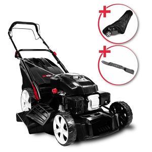Lawn mower Petrol 173 cm³ 50 cm 55 L RAC5073T SWAP-europe.com
