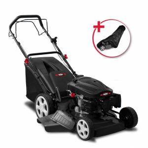 Petrol lawn mower 196 cm³ 50.2 cm RAC5096-AC-1 SWAP-europe.com