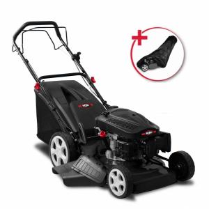 Petrol lawn mower 196 cm³ 50.2 cm - self-propelled  RAC5096-AC-3 SWAP-europe.com