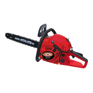 Petrol chainsaw 46 cm³ 45 cm - Guide and chain OREGON RAC50PCS SWAP-europe.com