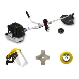 Petrol brushcutter 52 cm³ - Harness RAC52PB-AC-3 SWAP-europe.com