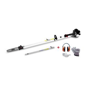 Pole Saw Petrol 52 cm³ 1750 W 30 cm - Guide and chain Oregon RAC52PCS-A SWAP-europe.com