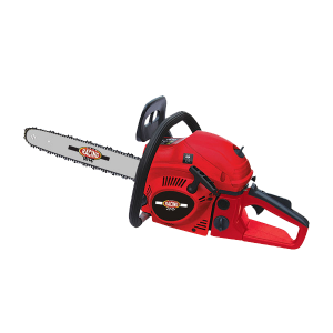 Petrol chainsaw 53 cm³ 50 cm - Guide and chain Racing - recoil start  RAC53PCS-2 SWAP-europe.com