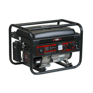 Open frame petrol generator 2200 W 2000 W - AVR system RACG2200 SWAP-europe.com
