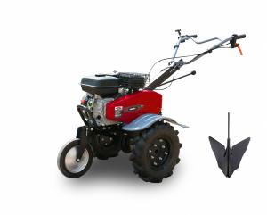 Petrol tiller 196 cm³ - 4-stroke engine - Cutters 6 100 cm RACMTC196 SWAP-europe.com
