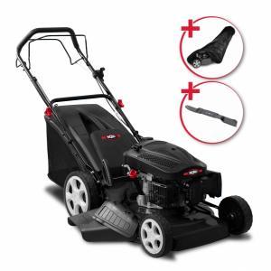 Petrol lawn mower 173 cm³ 50 cm RACTDT5070-AC-4 SWAP-europe.com