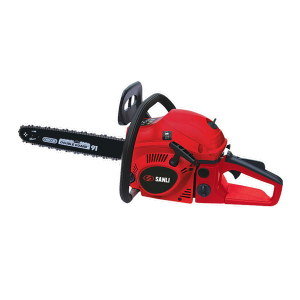 Petrol chainsaw 46 cm³ 45 cm - Guide and chain OREGON STRT45 SWAP-europe.com