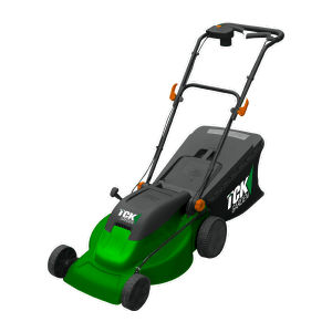 Lawn mower Electric 1800 W 46 cm 55 L - Induction motor TDE1846T SWAP-europe.com