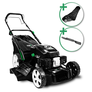 Lawn mower Petrol 173 cm³ 50 cm 60 L - Mulching TDT5073BE SWAP-europe.com