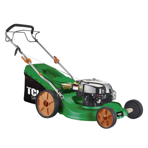 Petrol lawn mower 55 cm TDTAL55BS750E SWAP-europe.com