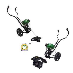 Petrol brushcutter 52 cm³ TMF52DM SWAP-europe.com