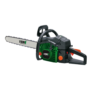 Petrol chainsaw 45 cm³ - Guide and chain TCK TRTPRO45 SWAP-europe.com