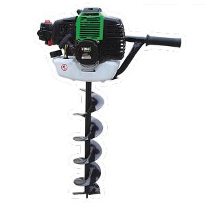 Petrol earth auger 49 cm³ - 2-stroke motor TT4915 SWAP-europe.com