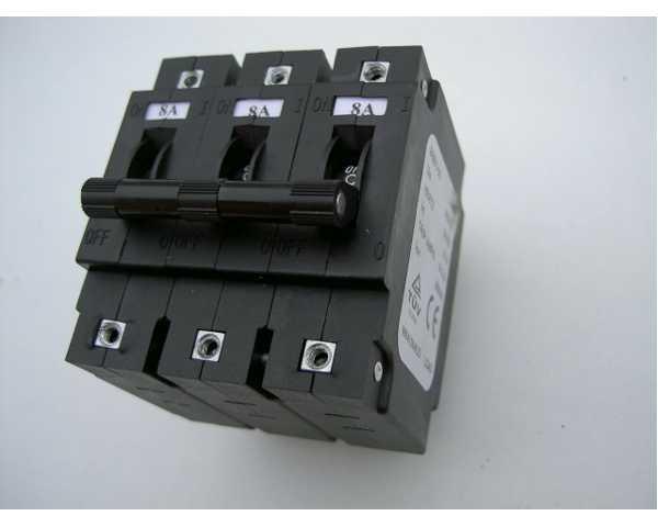 Circuit breaker 27091724 Spare part SWAP-europe.com