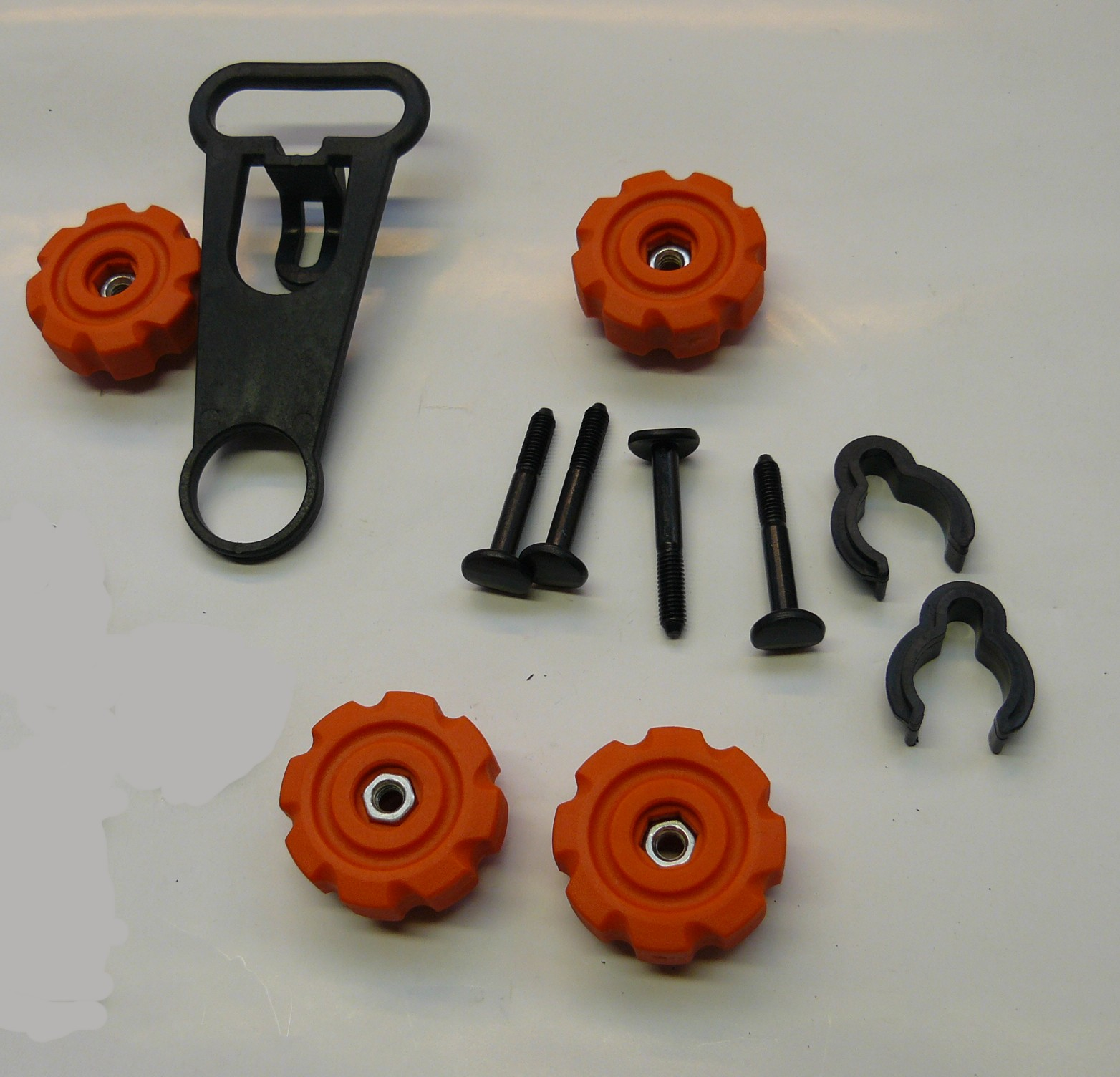 Accessories and bolts kit 16340006 Spare part SWAP-europe.com