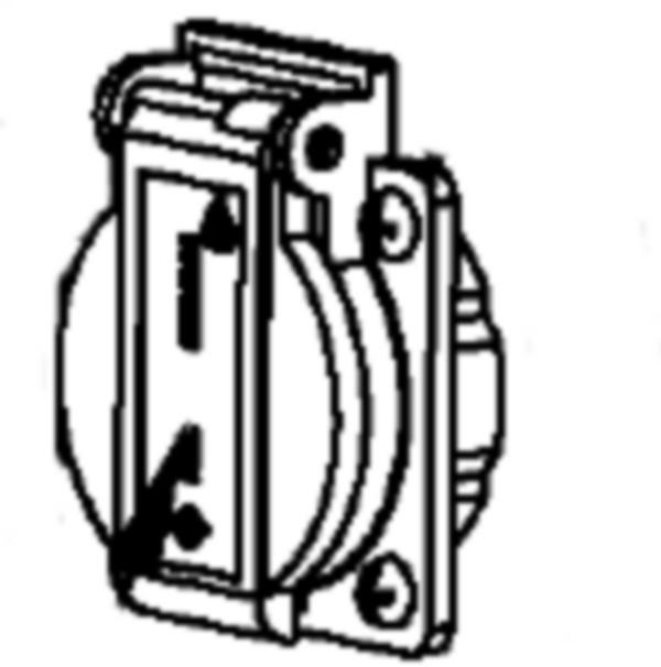Prise 220 V 17011028 Pièce détachée SWAP-europe.com