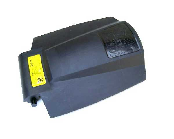 TDE36VLIT DEFLECTEUR ARRIERE 01041635 - Spare part SWAP-europe.com